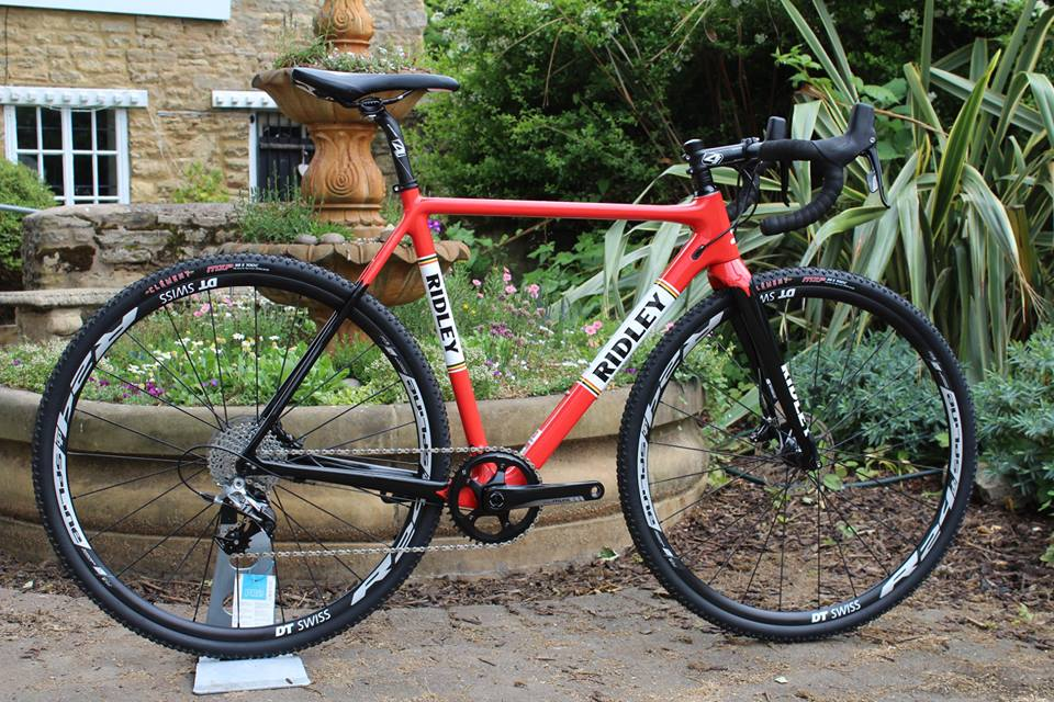 Ridley X-Night Retro Red