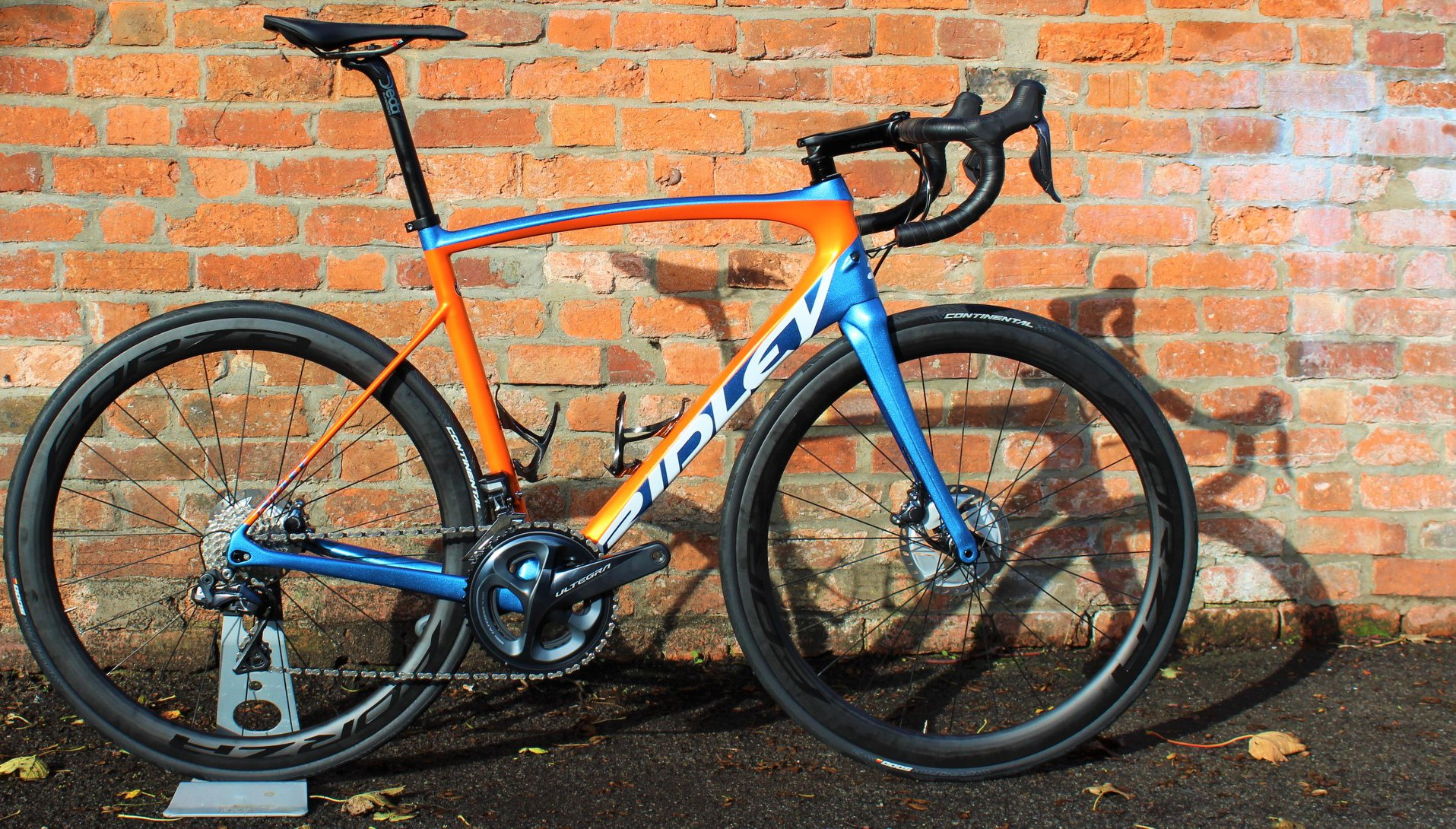 Custom Fenix SL Disc Di2