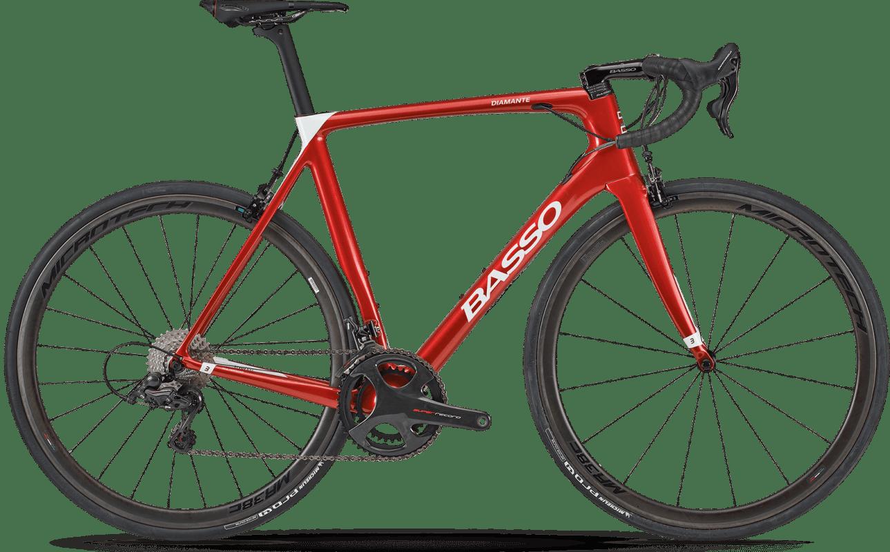 basso bikes diamante red