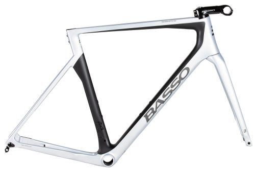 basso diamante sv frame white and black