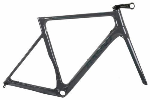 basso bikes frame grey
